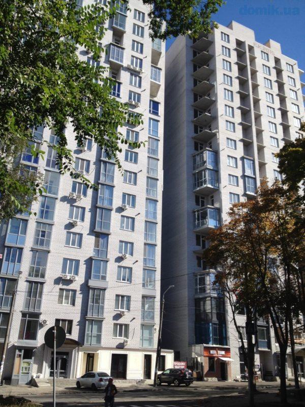 г. Днепропетровск, дом на Литейной
