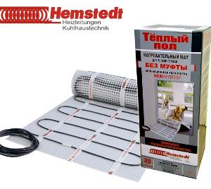 Нагревательные маты Hemstedt DH Mat