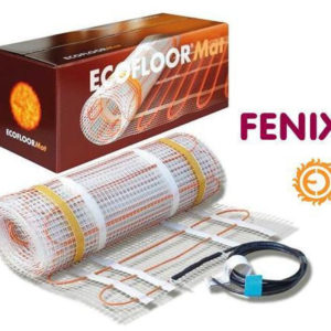 Нагревательные маты Fenix LDTS - 160 Вт/м.