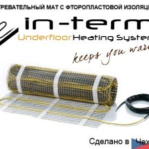 Двужильные нагревательные маты In-Term Mat