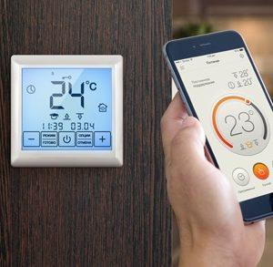 Регуляторы температуры In-Term